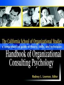 Handbook of Org Psych